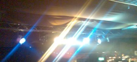 Scheinwerferlicht